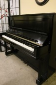 Steinway K-52 Upright 1919 Ebony (VIDEO) $5500.