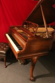 Art Case Steinway L Chippendale Style 1936 Fully Restored By Steinway Restoration Center NYC 5'10.5