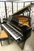 Ebony Gloss Baby Grand by Tokai 5ft One Owner $3,900