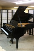 Steinway B Grand Piano (VIDEO) $29,500. Recent Total High End Rebuild & Refinish Semi-Gloss Ebony 1927