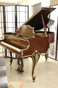 Art Case Decker & Sons Baby Grand Piano 5'1