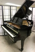 Steinway M  Ebony Semi-gloss $13,500 1927 (VIDEO) Grand Piano
