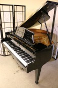 Kohler & Campbell Baby Grand Player Piano w/QRS CD Player System $5900.