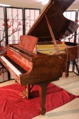 Crown Jewel Steinway L 2004 Bubinga Exotic Rare Wood. w//PianoDisc Player System  $39,500.