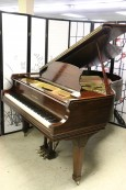 Mason & Hamlin Grand Piano African Mahogany 1920 Just Reblt.Refinished $9500.
