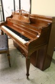 (SOLD) Art Case Steinway Upright Piano Model F 42