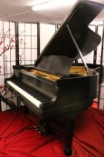 Steinway M  Ebony Semi-gloss $15,500 1924 Grand Piano Rebuilt/Refinished