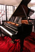 Steinway B Grand Piano 1982 (VIDEO) $27,500. Recent  Rebuild & Refinish Semi-Gloss Ebony