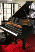 Steinway B 1998 Satin Ebony Showroom Condition One Previous Owner  $49,500.