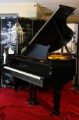 Kawai Grand Piano Model 500 5'10 Satin Ebony 1960 Refinished & Restored $5950.