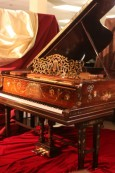"THE MILLION DOLLAR STEINWAY A ""Prince's Love Piano"" Art Case Steinway Hamburg Model"