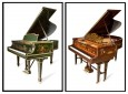Sonny Will Donate 10% of Final Sale Price for Million Dollar Steinway & Green Chi  Art Case Pianos To JDRF