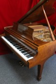 (SOLD) Crown Jewel Steinway S Baby Grand, Art Case Luxury