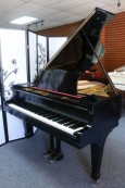 Kawai Grand Piano, Ebony Gloss Model 500, 5'8
