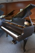 (SOLD) Baldwin Model R 1987 5'8' Grand Piano, Beautiful Mahogany, Queen Ann style,  Artist Series Pristine Blowout Sale!