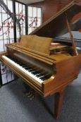 Chickering Baby Grand Piano 5'1 1964 Excellent Walnut $2950.