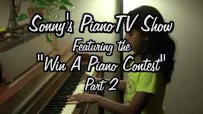 Sonny's PianoTV Show 36