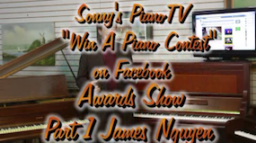 Sonny's PianoTV Show 37