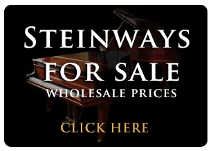 steinways pianos for sale