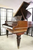 How To Use A Music Desk From a Chickering Quarter Grand PIano