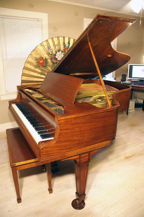 (SOLD) Congratulations & Thank You Sandi in Florida! Knabe Grand Piano 5'8