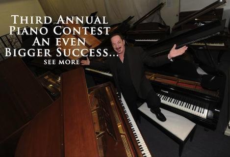 free piano contest press