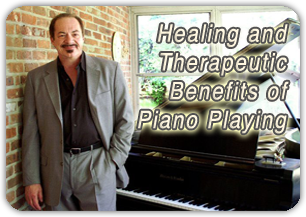 Healing & Therapeutic Benefits of Piano Playing!