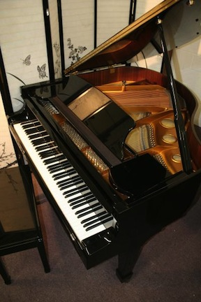 Hardman Baby Grand Player Piano Only 2 years old/2010 Comes w/iPad2 & state of the art PianoDisc IQ system. Comes with thousands of songs! $7950
