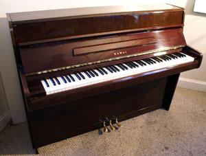 Piano For Sale Kawai Console Cherry Mahogany 14 Y O