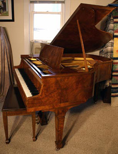 Piano For Sale Long Island Art Case Knabe Baby Grand