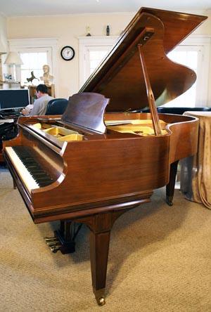 Mason Amp Hamlin Grand Piano 12 500 Ny Model A 5 8 1969