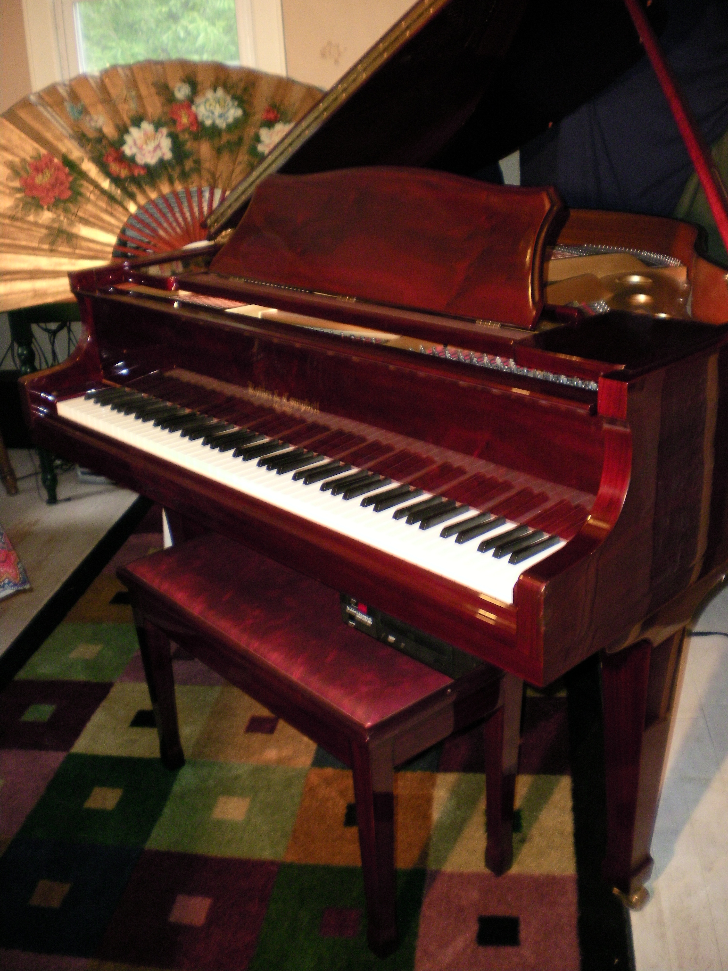 Sonnys Piano Tv Piano Gallery Used Steinways For Sale